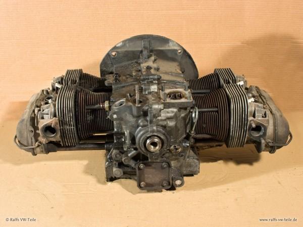 Rumpfmotor, 1600, mit Zweikanalzylinderköpfen, A3