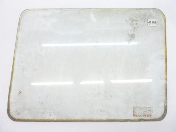 Glasscheibe, ca. 44x60 cm, zum Planen von Teilen, A3