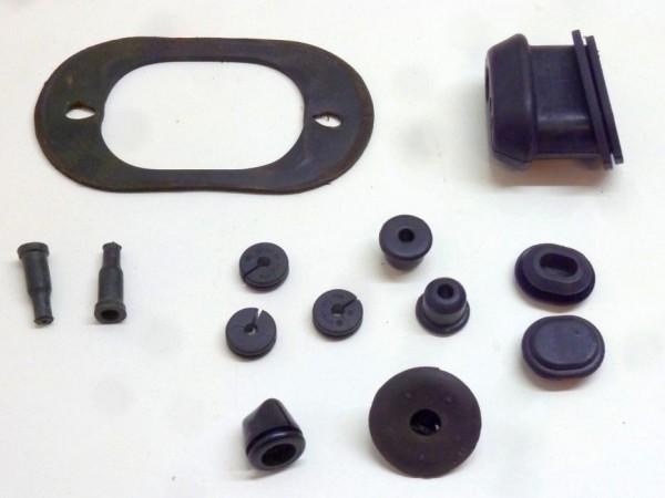 Gummiteile am Fahrgestell, Komplettsatz, A1