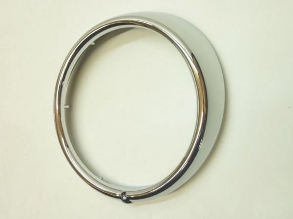 Zierring für Scheinwerfer, Kunststoff, verchromt, A1