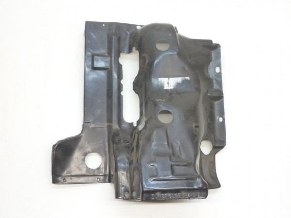 Abdeckblech für Zylinder, links, vom Industriemotor, A1/NOS
