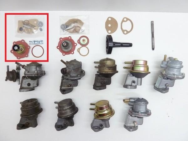 Reparatursatz für Benzinpumpe mit Schraubanschluß, B1