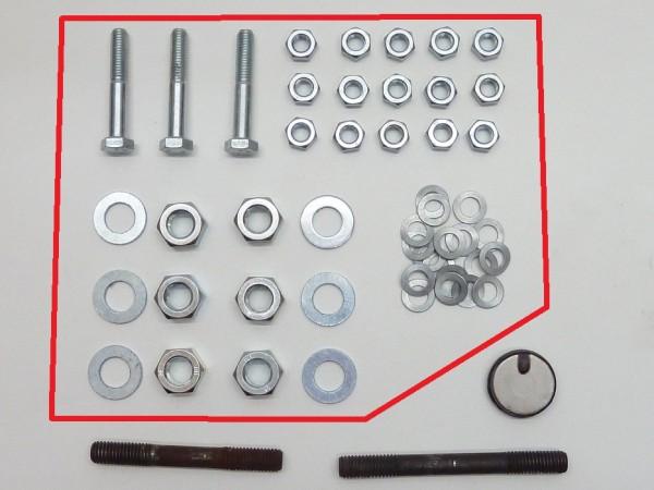 Schraubensatz für Zusammenbau des Motorgehäuses, A1