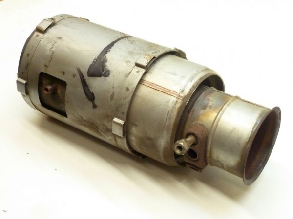 Wärmetauscher, BN4, Variante 1+2, A3