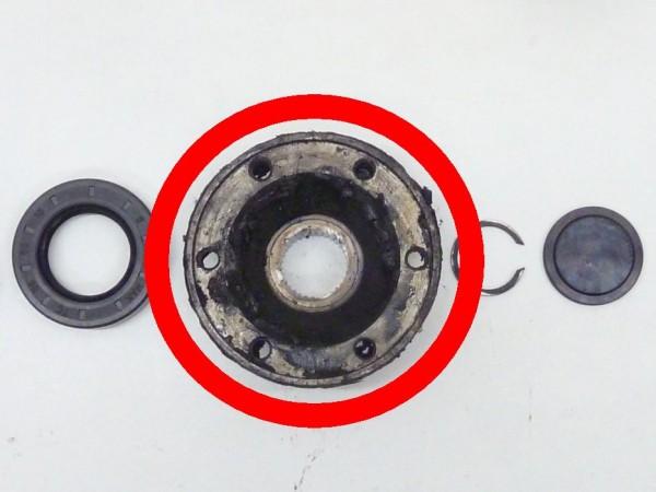 Flansch für Antriebswelle mit Ø 100 mm, XX