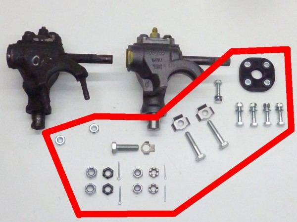 "Anbausatz für Lenkgetriebe, ""groß"", A1"