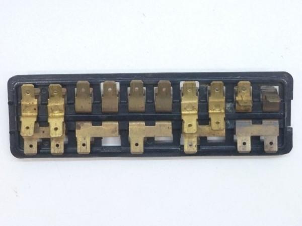 Sicherungsdose, 10-polig, A3