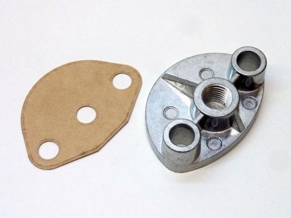 Verschlußdeckel für Benzinpumpenloch im Motorgehäuse, B1