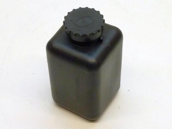 Flasche für Dekontamination, schwarz, A2