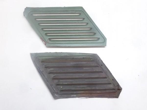Seitenteilabschnitt mit Luftschlitzen, A3