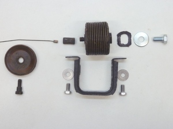 Thermostatkomplettsatz f. Kühlluftklappen,m. Typ 1-Thermostat,A3