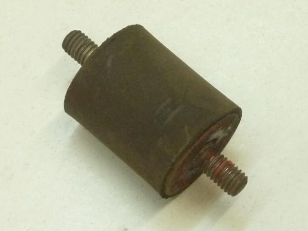 Gummimetallager, Gewinde M6, Länge 30 mm, A3