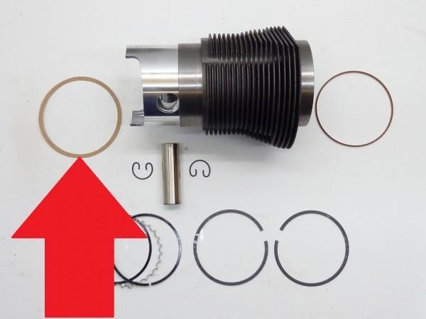 Unterlegringe für Zylinder, Dicke 4,5-7,5 mm, 4er-Satz, A1