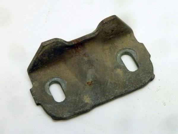 Schließplatte für Motorklappenschloß, A3